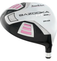 Junior Girl's HT Max-J Driver (Ages 3-5)