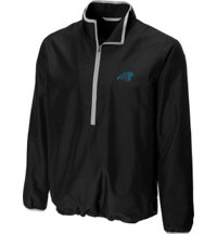 Men's NFL WeatherTec Post Game Half Zip Pullover