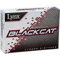 Lynx Black Cat Golf Balls