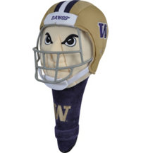 Collegiate Shaft Gripper Helmet Headcover