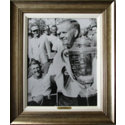 CGI Sports Memories Framed Art - Jack Nicklaus 1963 PGA with Antique Silver Frame (27