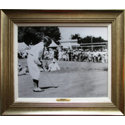 CGI Sports Memories Framed Art - Bobby Jones 1927 US Amateur with Antique Silver Frame (27