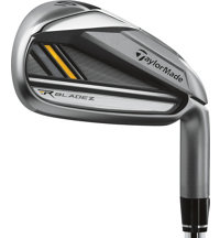 RocketBladez 4-PW, AW Iron Set with Steel Shafts