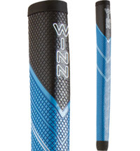 Excel Medallist Black/Blue Pistol Putter Grip
