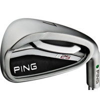 G25 4-PW, SW Iron Set with Graphite Shafts - Green Dot Plus 1/2
