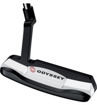 Versa Black/White/Black Putter