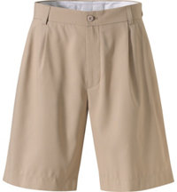 Men's Players Pleated Shorts