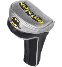 Batman Hybrid Headcover