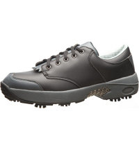 Men's Oxford Golf Shoes (Black)