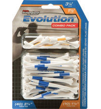Evolution Combo Pack (40 count 3 1/4