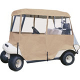 4-Sided Deluxe Golf Cart Cover