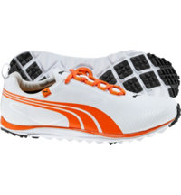 Men's FAAS Lite (White/Vibrant Orange)