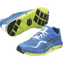 Puma Men's Faas Lite Mesh Golf Shoes (Brilliant Blue/Limeade)