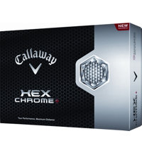 Personalized HEX Chrome + Golf Ball