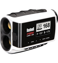 White Hybrid GPS/Laser Rangefinder