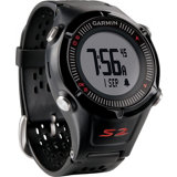 Approach S2 Black/Red GPS Watch