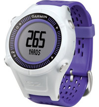 Approach S2 Purple/White GPS Watch