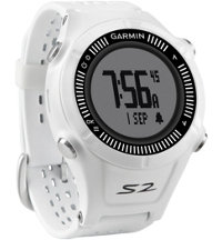 Approach S2 White/Grey GPS Watch
