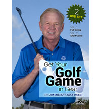 Get Your Golf Game in Gear DVD