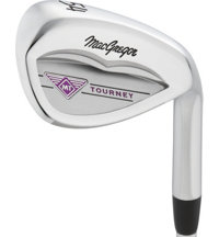 Lady Tourney Silver Wedge
