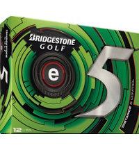 Logo e5 Golf Balls
