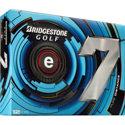 Bridgestone Logo e7 Golf Balls