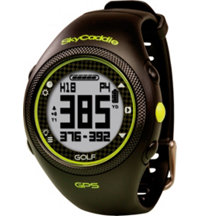 SkyCaddie GPS Watch- Black