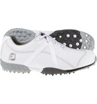 Women's M:Project Spikeless Golf Shoes - White (FJ# 95608)