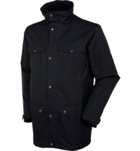 Men's Murgon Textured Waterproof Cargo Jacket