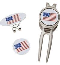 USA Divot Tool Set