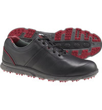 Men's Closeout DryJoys Casuals Spikeless Golf Shoes - Black (FJ# 53577)