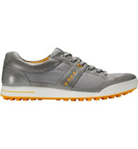 Men's Street Textile Spikeless Golf Shoes - Wild Dove/Cloud/Fanta