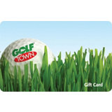 Ball and Grass Gift Card