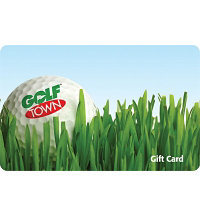 GT Ball on Green Gift Card