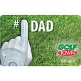 #1 DAD Gift Card