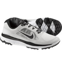 Men's FI Impact Spikeless Golf Shoes - Light Gray/Black/Medium Gray