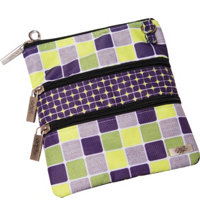 Women's Three-Zip All Carry Bag