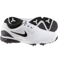 Men's Air Rival III Golf Shoes - White/Black/Iron Ore