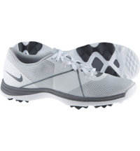 Women's Lunar Summer Lite Spikeless Golf Shoes - Pure Platinum/Cool Gray/White
