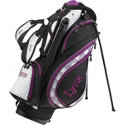 Lynx LX Ladies Stand Bag
