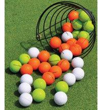 Foam Practice Balls- 42 count