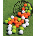 Hank Haney Foam Practice Balls- 42 count