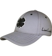 Men's Premium Clover Fitted Cap