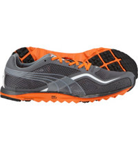 Men's Faas Lite Mesh Spikeless Golf Shoes - Tradewinds/Orange/White