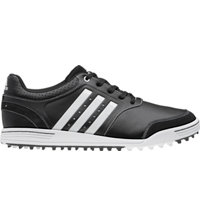 Men's adicross III Spikeless Golf Shoes - Black/Black/Running White