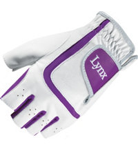 Women's Tigress Half Finger Synthetic Glove