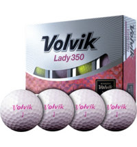 Personalized Lady 350 Pink Golf Balls