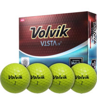 Vista iV Yellow Golf Balls