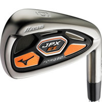 2014 JPX EZ Forged 4-PW, GW Iron Set with Steel Shafts