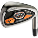 Mizuno 2014 JPX EZ Forged 4-PW, GW Iron Set with Steel Shafts